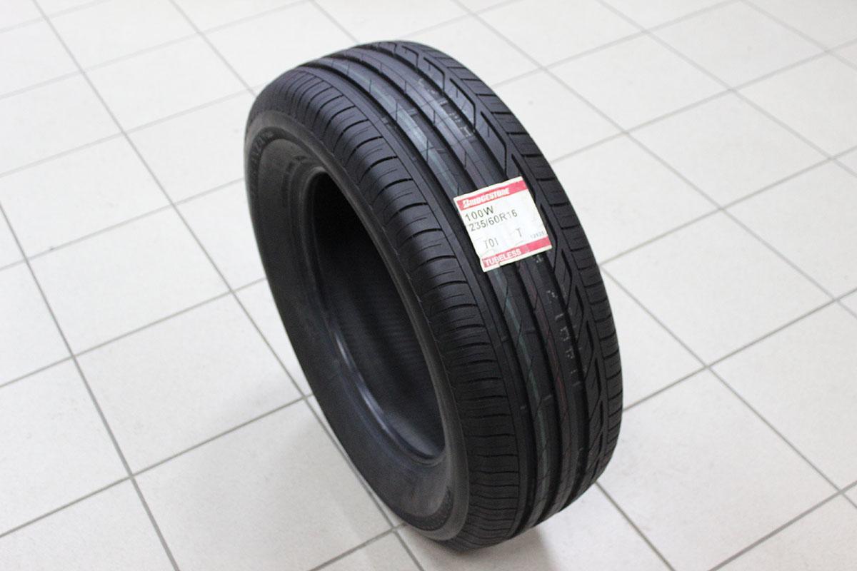 №5 –Bridgestone Turanza T001