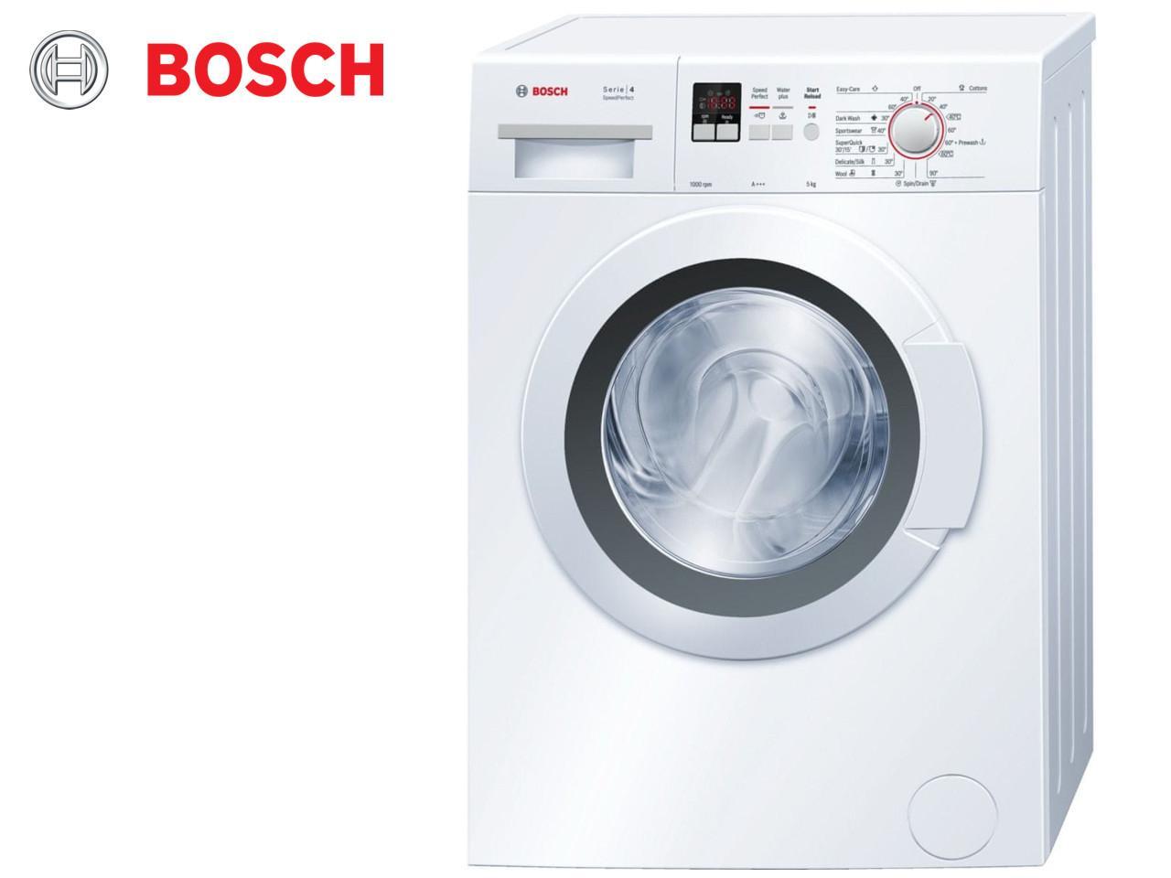 Bosch WLG 20160