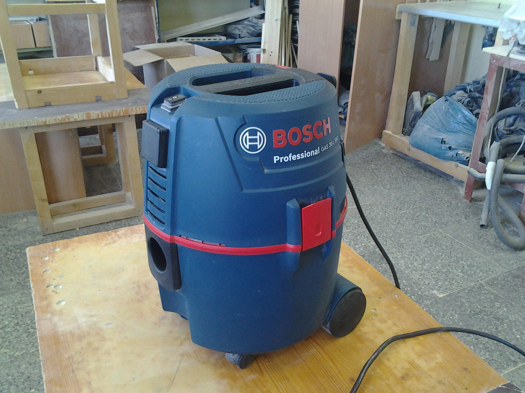 Бош GAS 20 L SFC