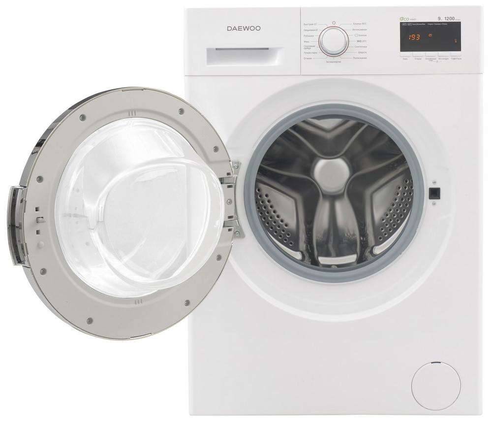 Daewoo Electronics WMD-RX12D1BP