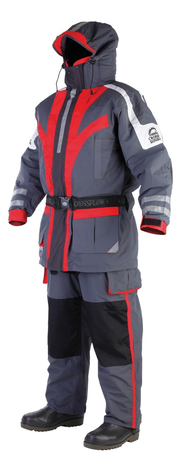 Seafox CROSSFLOW- BREATHABLE костюм обзор