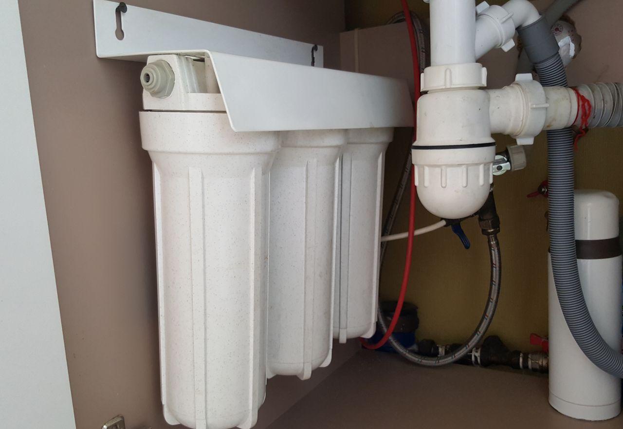 Топ-10 фильтров для воды под мойку 2020 года фото